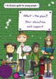Front cover of What's the plan - your education and support