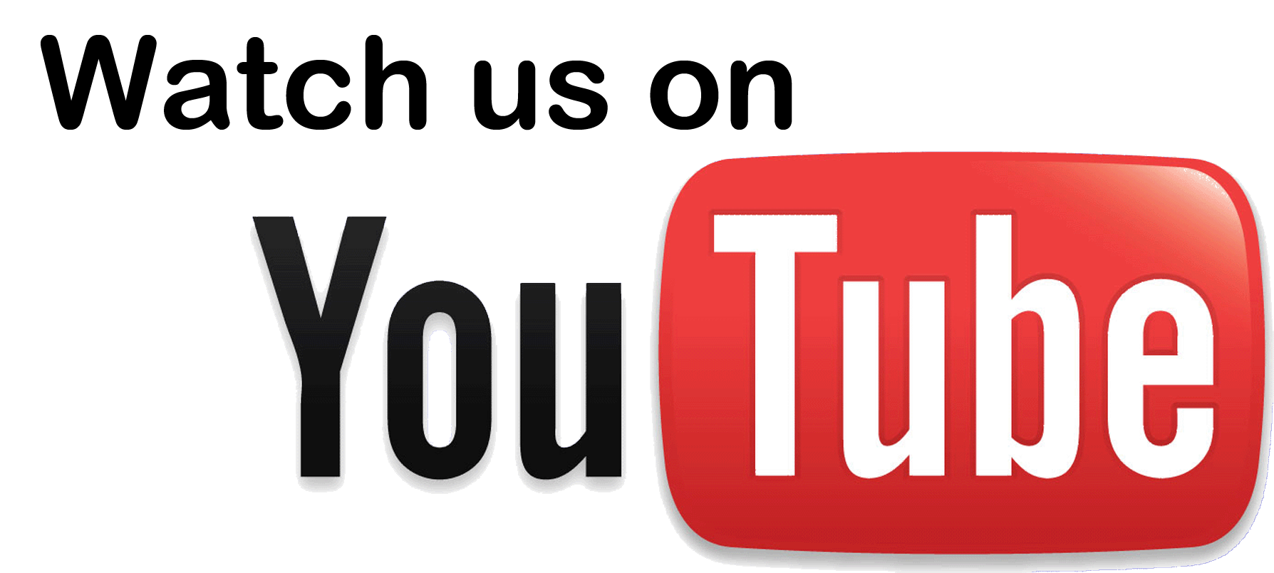 Watch us YouTube Logo