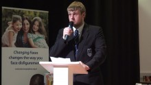 Pupil keynote speech