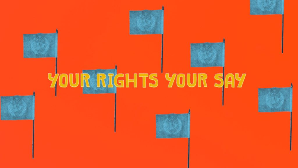 Your Rights Your Say